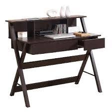 Techni Mobili Computer Desk With Side Cabinet by Techni Mobili Desks Target