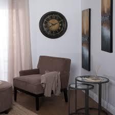 100 Studio Designs Home 24inch Classic Villa Wall Clock