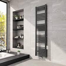 meykoers badheizkörper 1600x400mm handtuchtrockner anthrazit mittelanschluss 789 watt handtuchwärmer heizkörper für bad heizung radiator