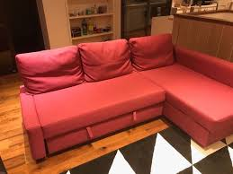 Friheten Corner Sofa Bed Cover by Rare Ikea Friheten Pink Corner Sofa Bed With Storage 1yr Old Good