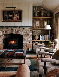 Cottage Livingroom Cottage Interior Design House Garden