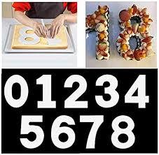 maygone große zahlenkuchenform 0 9 zahlen set backen kuchen formen werkzeug für geschichtete zuckerguss creme obst kuchen hochzeit geburtstag