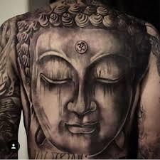 Beautiful Buddha Backpiece By Chriscrooked Asian Inkspiration Instagram God Japaneseart