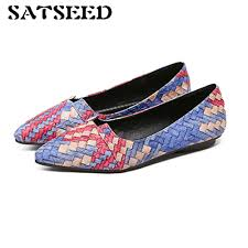 online buy wholesale plaid flat shoes from china plaid flat shoes