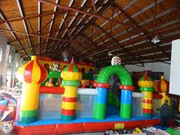 enfants parc d attractions gonflable troline intérieur pour