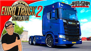 Euro Truck Simulator 2 Mods Scania New Generation R And S By SCS Mod ...