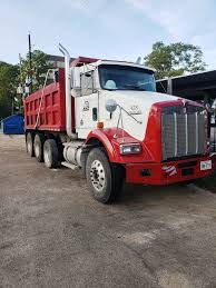 KENWORTH Dump Trucks For Sale