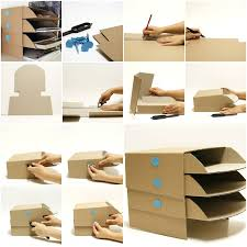 30 Fun & Creative DIY Desk Organizer Ideas to Make Your Desk Cute