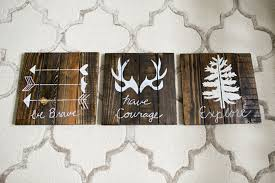 Image Of Large Rustic Wall Decor For Sale