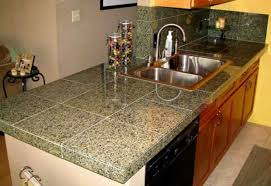 kitchen ceramic tile countertops that never go out of style