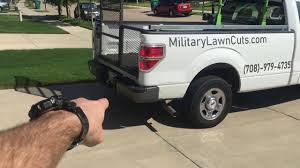 100 Truck Bed Ramp Newly Installed Lawn Care On Of Pickup