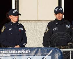 counter terrorism bureau nypd counter terrorism bureau officers yankee stad flickr