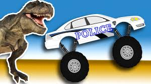 Police Monster Trucks VS CRAZY DINOSAUR - YouTube Robosaurus Returning To Febird Intertional Raceway For 2011 Napa Betty White Inside A Rhinocerous Shaped Monster Truck Getting Fucked Dino Attack Survival Drive Safari Land 2018 Free Download Of Color Dinosaur Gorilla 3d Dance In Monster Car Kids Colour Cartoon Grandson Miles 5 Yo Birthday Cake 4 Trucks Crushi Flickr Y56tm Mini Pull Back Cars And Go Mansfield Ohio Motor Speedway Truck Cartoons Driving Driver Artstation Cature Concepts Mauricio Ruiz Design For Amazoncom Trex Theme Toy Toys Games