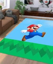 mario 3d teppich wohnzimmer teppichboden rug de