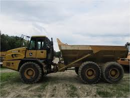 100 Articulated Truck 2006 JOHN DEERE 250D For Sale Pittsfield Lawn