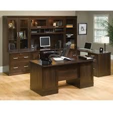 Sauder Heritage Hill 60 Executive Desk by Sauder Furniture Office Desks Chairs U0026 More Officefurniture Com