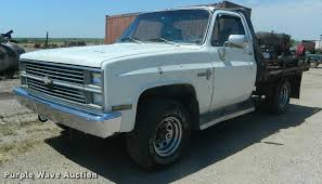 1983 Chevrolet 1500 Flatbed Pickup Truck | Item DB1063 | SOL... 1983 Chevrolet C10 Pickup T205 Dallas 2016 Silverado For Sale Classiccarscom Cc1155200 Automobil Bildideen Used Car 1500 Costa Rica Military Trucks From The Dodge Wc To Gm Lssv Photo Image Gallery Shortbed Diesel K10 Truck Swb Low Mileage Video 1 Youtube Show Frame Up Pro Build 4x4 With Streetside Classics The Nations Trusted Pl4y4_fly Classic Regular Cab Specs For Autabuycom