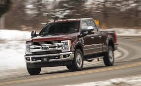 2017 Ford F-250 Super Duty Diesel 4x4 Crew Cab Test | Review | Car ...