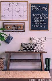 diy family command center ideas to organize your family s