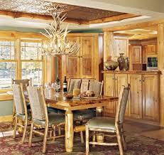 Log Home Lighting Ideas