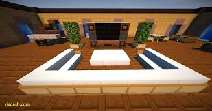 Living Room Designs For Minecraft Ideas From Kitchen And Dining Source