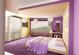 Light Purple Bedroom Ideas Using Makeup Vanity Table With Mirror And Bench