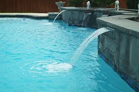 custom pool designs features and options outdoor living pool