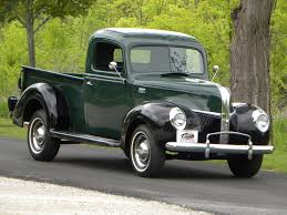 1941 Ford Model 11C | Volo Auto Museum