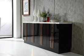 Modern Buffets And Sideboards The Holland Modern Buffet Table