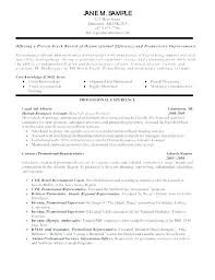 General Resume Objective Statements Statement Sample