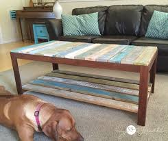 Pallet Coffee Tables Unique Of Remodelaholic