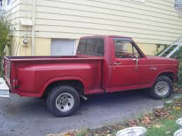 1980 F100 Stepside Restoration - Ford Truck Enthusiasts Forums 1980s Ford Trucks Lovely 1985 F 150 44 Maintenance Restoration Of L Series Wikipedia Red Ford F150 1980 Ray Pinterest Trucks And Cars American History First Pickup Truck In America Cj Pony Parts Compact Pickup Truck Segment Has Been Displaced By Larger Hemmings Find Of The Day 1987 F250 Bigfoot Cr Daily Fseries Eighth Generation 1984 An Exhaustive List Body Style Ferences Motor Company Timeline Fordcom 4wheeler Sales Brochure