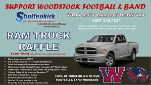 100 Canton Truck Sales Woodstock Football On Twitter Enter For A Chance To Win A