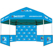 12x12 Kiosk Vendor Tent Custom Pop Up Tent