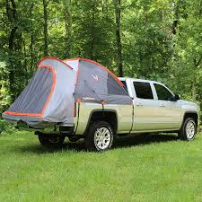 Amazon.com: Rightline Gear 110761 Mid Size Long Bed Truck Tent (6 ...