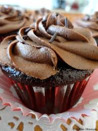 So if you like chocolate then you ll fall head over heels in love with these chocolate cupcakes with chocolate icing and chocolate sprinkles
