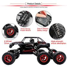 Amazon.com: Hosim 6WD RC Rock Crawler, 1:14 Scale 2.4Ghz High Speed ... 6x6 Summit On Youtube Amazoncom Exceed Rc 18 Scale Madtorque Crawler 24ghz Ready Atv Used In Muddy Escape Truck Gets Stuck Adventures Pink Car Truck Mercedes Brudertv Modify A Toy Grade Off Road Warrior Rc4wd Beast 2 Fpvracerlt Lego Technic All Terrain J D Williams Tamiya Konghead Car Action Okosh Pseries Work Progress Flickr 114 Beast Ii Kit Towerhobbiescom Hosim 6wd Rock Scale 24ghz High Speed 20kmh Rtr Konghead Brushed 118 Model Car Electric Monster Truck