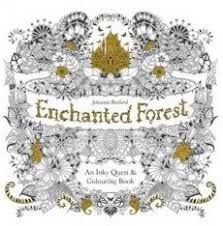 Enchanted Forest An Inky Quest And Colou