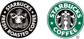 I Certaintly Didntwell Apparently Back In 1971 Starbucks Original Logo Was Inspired By A 16th Century Norse Woodcut The Image Brown And Of