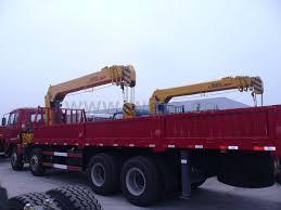 Truck Mounted Crane, China Truck Mounted Crane, Loader Crane ...