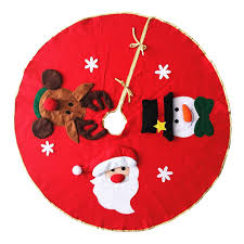 Sand And Shore Holiday Tree Skirt Small