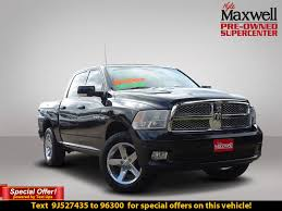 Pre-Owned 2009 Dodge Ram 1500 Sport Crew Cab Pickup In Austin ...