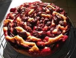 dessert aux quetsches recette recette tarte aux quetsches alsacienne toutes les recettes