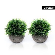 kunstpflanzen im topf 2 stk mini kaufland de