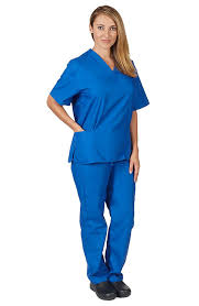amazon com petite m m scrubs women scrub set medical scrub top