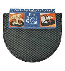 Pet Food Mat in Pet Food Storage