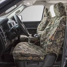 Carhartt Mossy Oak Camo Custom Seat Covers - Covercraft
