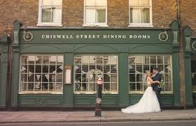 Chiswell Street Dining Room