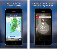 The Weather Channel app updated with all new iOS 7 design