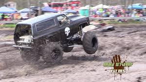 100 Badass Mud Trucks Punisher Bogging Big Trucks